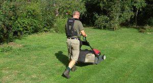 jardinero currando